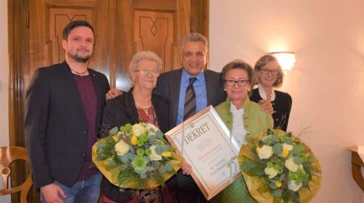 """Elisabeth Paier gehört mit ihrer Mutter Ricki Messner zu den """"Gastronomie""""-Urgesteinen in St. Veit."""