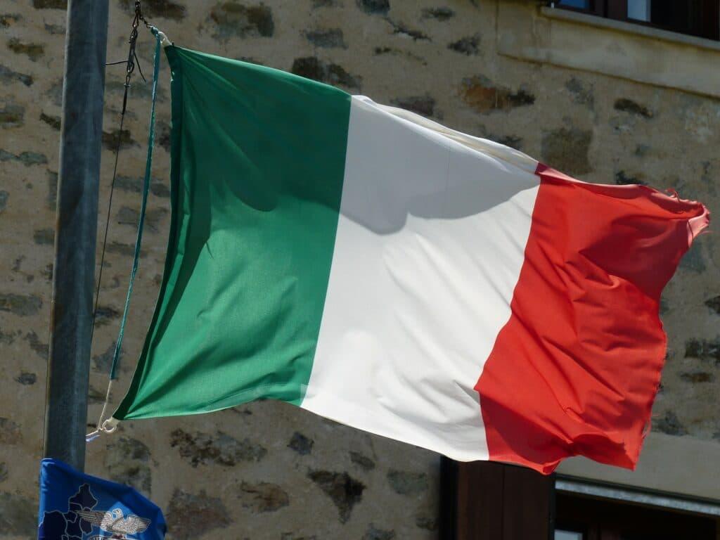 Italien Im September