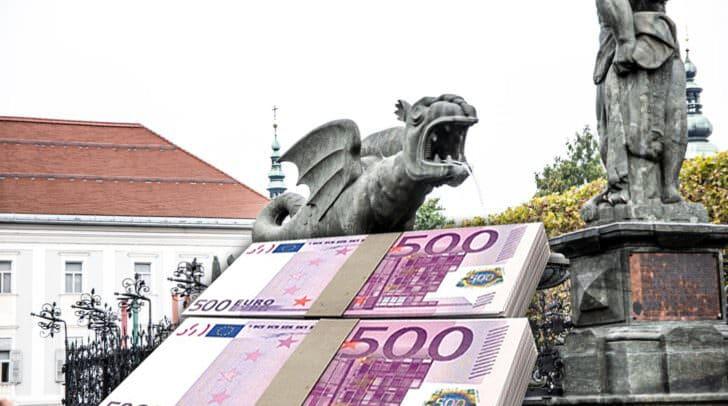 In der Reitschulgasse in Klagenfurt soll eine WC-Anlage für 420.000 Euro saniert werden.