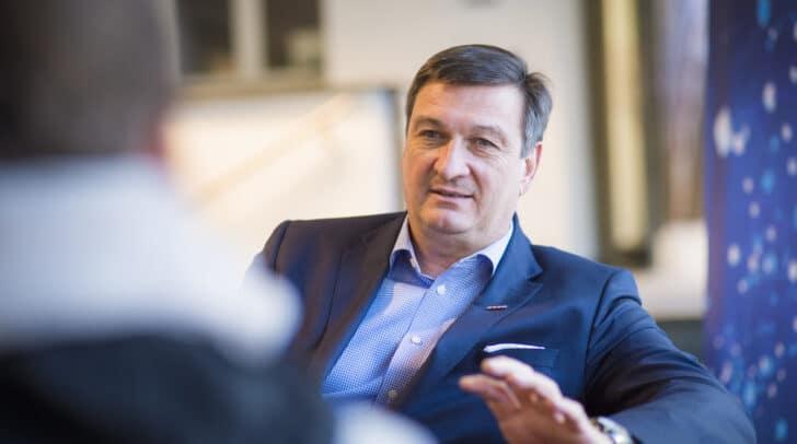 Wirtschaftskammer Kärnten Präsident Jürgen Mandl fordert Transparenz seitens der Bundesregierung.