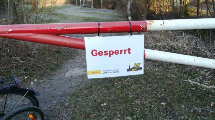 Nach dem Naherholungsgebiet Wasenboden wird nun auch der Grillplatz an der Gail gesperrt.