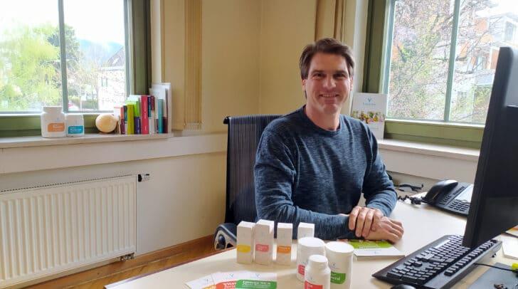 Herbert Schamberger Junior – Produktentwicklung und Leiter der Evolution Akademie
