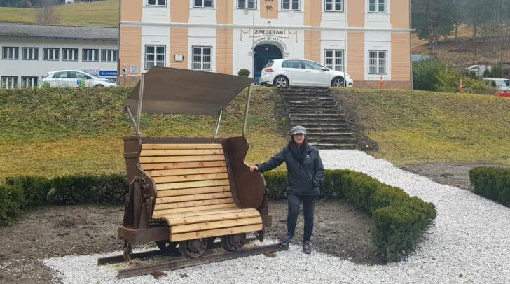 Kreuzer-Burger übergibt ihre Agenden als Vizebürgermeisterin von Bad Bleiberg.