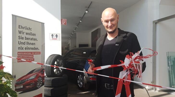 Autohauser wie Eisner Auto in Kärnten und Osttirol eröffneten heute wieder die Schauräume