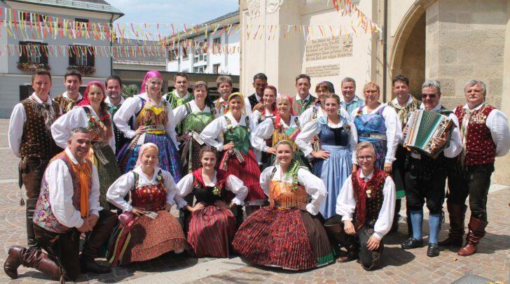 Bei der Volkstanzgruppe Villach freut man sich schon auf den Beginn der Proben und hofft auf neue Mitglieder.
