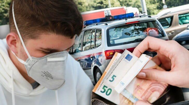 Wegen Verstößen gegen die Corona-Maßnahmen und das Epidemiegesetz wurden in Kärnten Strafen von insgesamt 384.230 Euro verhängt.