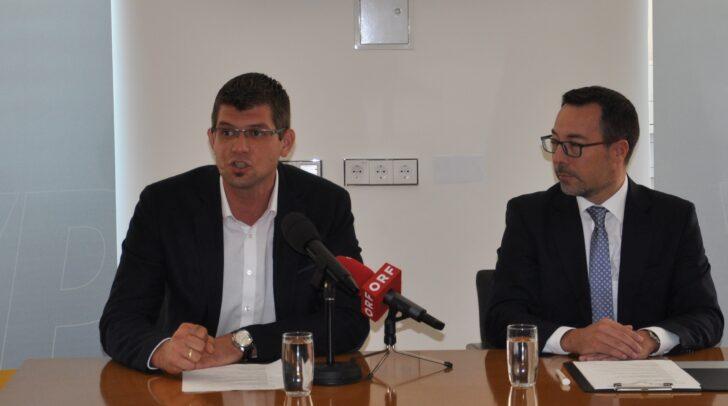 ÖVP-Landesrat Martin Gruber und ÖVP-Clubobmann Markus Malle sind der Meinung: