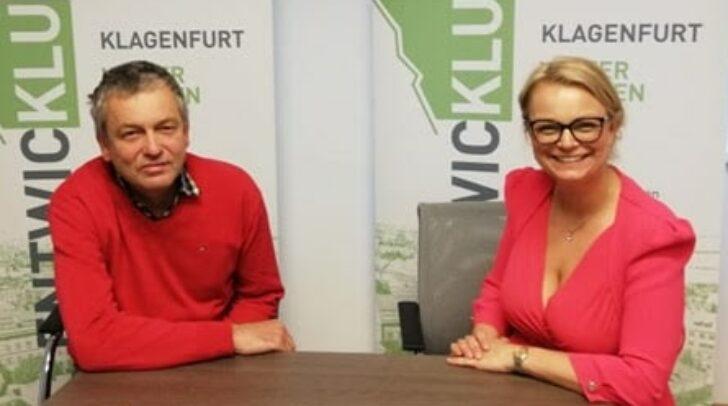 Digitaler Stammtisch der WK-Bezirksstelle Klagenfurt.