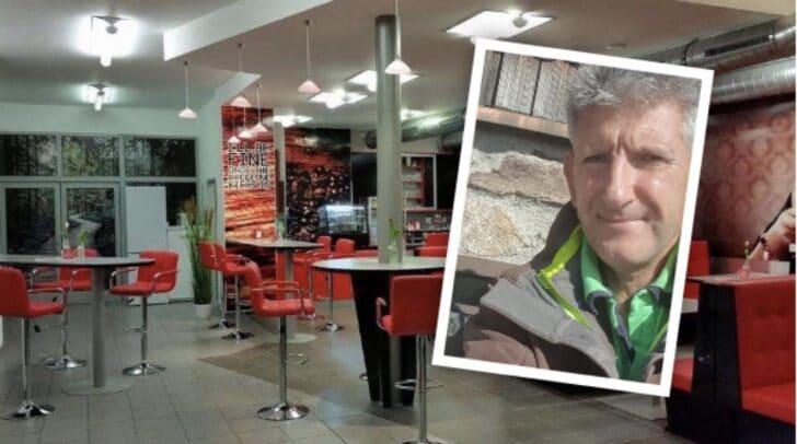 Gerald Taferner wird sein TAF-IN Cafe noch eine Weile geschlossen halten.