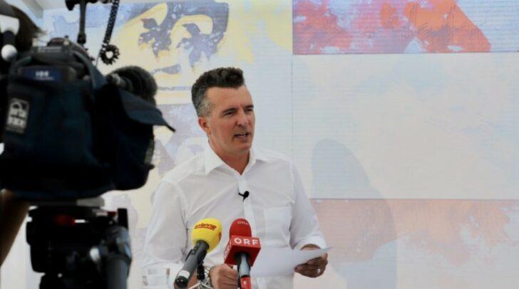 FPÖ-Obmann Gernot Darmann