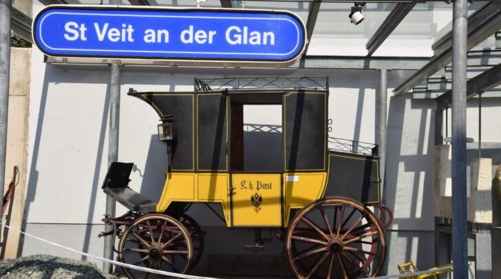 Das St. Veit Museum startet am 13. Juni in die neue Sommersaison.