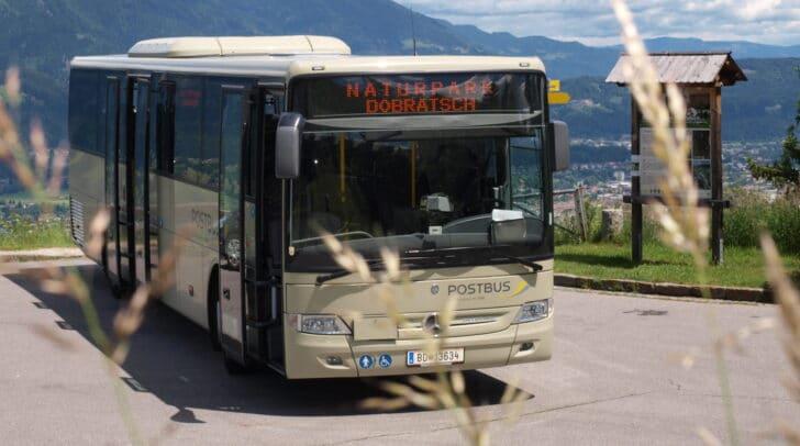 Insgesamt 2.300 Personen wurden bis dato in der laufenden Wintersaison mit dem Naturpark-Bus transportiert.