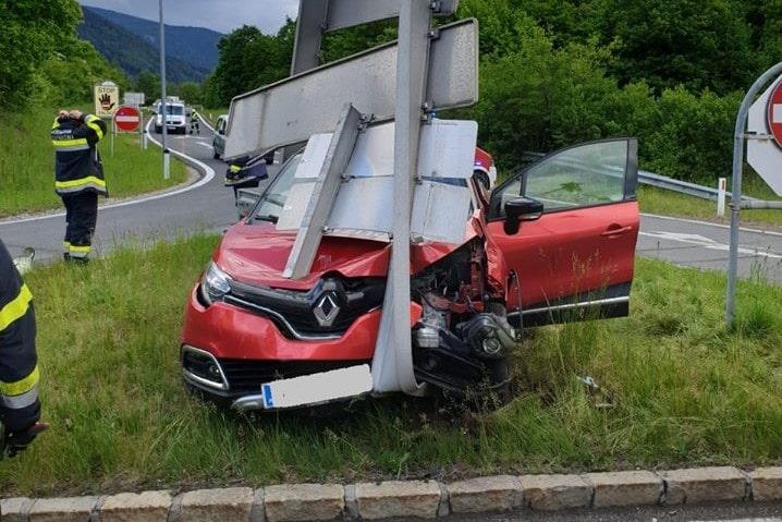 Infineon Unfall