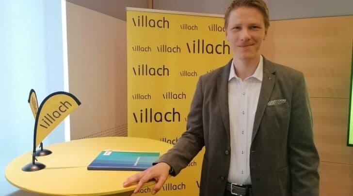 Gerald Aigner ist der neue Mobilitätsbeauftragte von Villach.