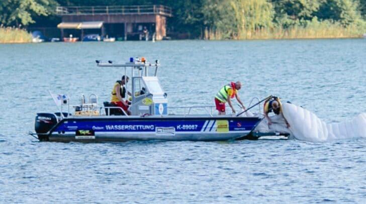Acht Mal standen die Mitglieder der ÖWR Sattendorf in der vergangenen Woche im Einsatz.