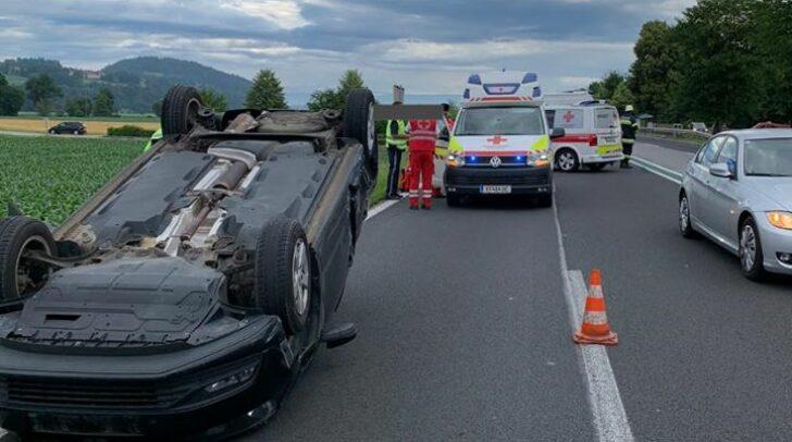 In den Morgenstunden kam es auf der S37 zu einem Verkehrsunfall.