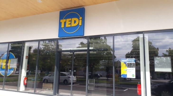 Die neue TEDI-Filiale befindet sich in der Welzenegger Straße/Pischeldorfer Straße in Klagenfurt.