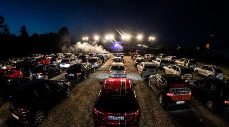 Am Freitag geht AirBeat am Klagenfurter Flughafen über die Bühne. Die Musik wird beim Event direkt ins Auto gefunkt.