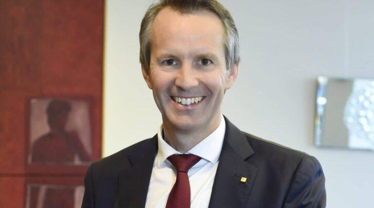 Ferdinand Bucher, seit Oktober 2019 Landesdirektor der Wiener Städtischen