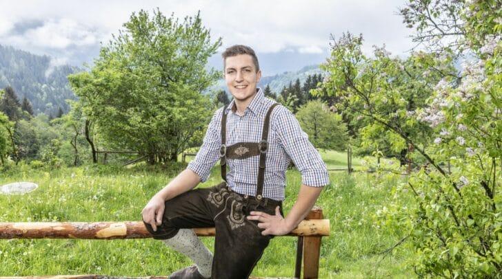 Christian aus Villach-Land ist ein wahrer Familienmensch, der mit Ehrlichkeit und einer Menge Humor durchs Leben geht.