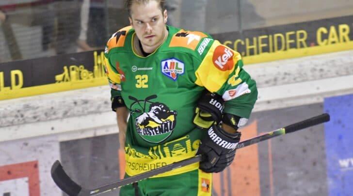 Im jungen Alter von vier Jahren begann Stefan seine Karriere auf dem Eis.