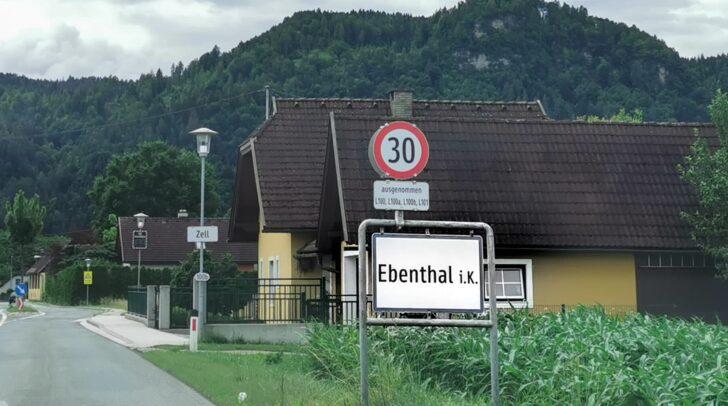 Bis 2040 könnte die Marktgemeinde Ebenthal zu einer der zehn einwohnerstärksten Gemeinden Kärntens anwachsen.