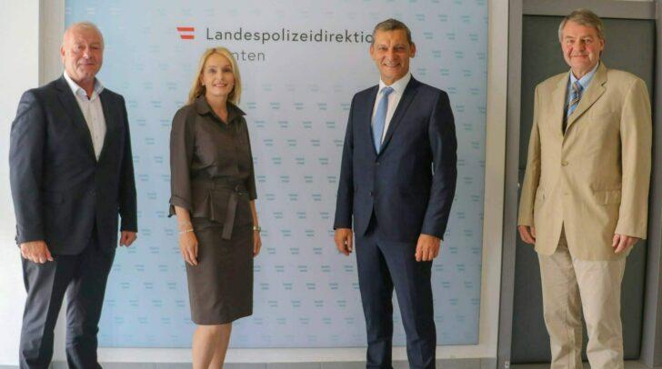 Generalsekretär Helmut Tomac zu Gast in Kärnten