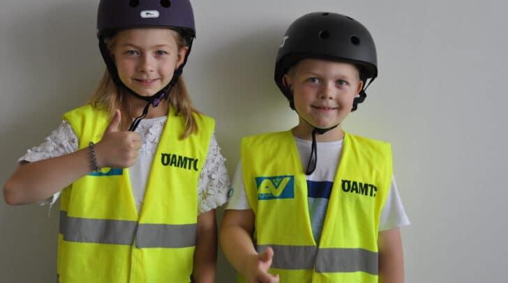 Kinder haben ab Herbst 2020 die Möglichkeit, sich im neuen Verkehrslehrgarten auf ihre eigenständige Mobilität vorzubereiten.