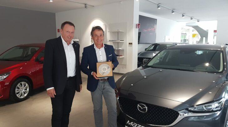 Arno Hans und Gernold Opetnik sind seit 10 Jahren gute Partner.
