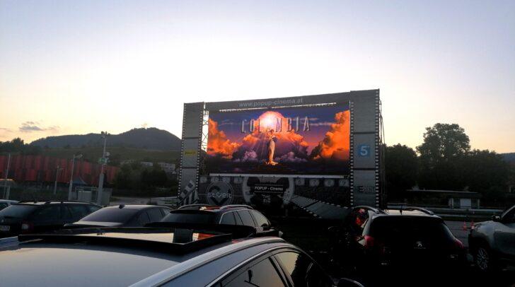 Sei dabei: Das erste Popup-Cinema geht in Hermagor über die Bühne.