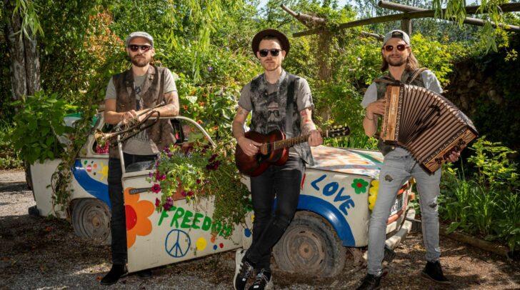 Die Band Matakustix wird am 26. März 2021 im Congress Center Wörthersee in Pörtschach auftreten.