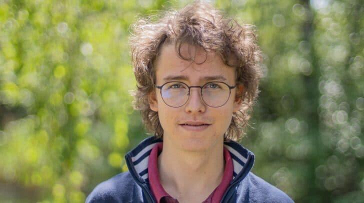 Eine Auswahl von Moritz bisherigen Werke ist nun als Gedichtzyklus erschienen.