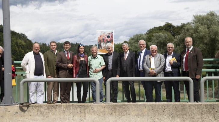 Eröffnung der Ausstellung BRÜCKEN BAUEN − GRADIMO MOSTOVE