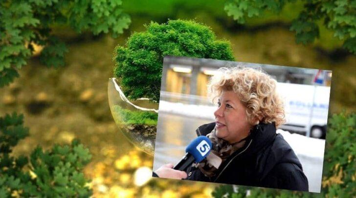 Vizebürgermeisterin Irene Hochstetter-Lackner lädt alle Villacherinnen und Villacher dazu ein, sich über das Klimaschutzvolksbegehren zu informieren.