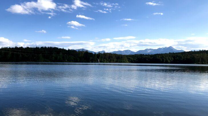 Bis zum Freitag soll das Wetter in Kärnten immer freundlicher werden.