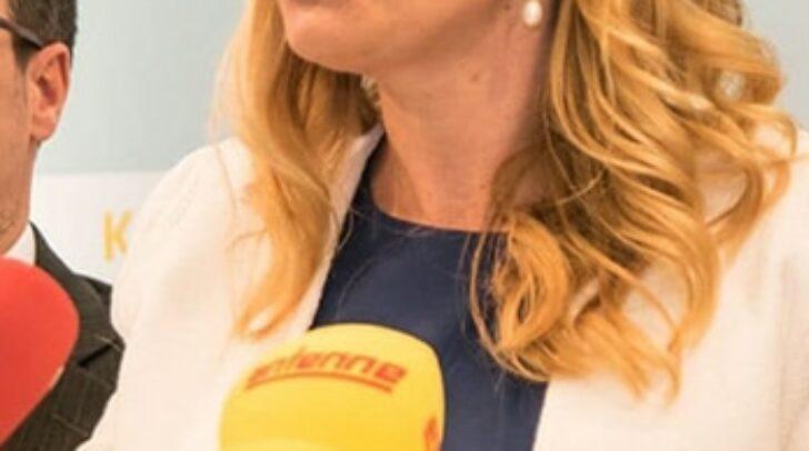 Die Strompreis-Diskussion in Kärnten geht weiter: Am Bild zu sehen (v.l.n.r) sind Team Kärnten-Chef Gerhard Köfer, ÖVP Clubobmann Markus Malle und VP-Landesgeschäftsführerin Julia Löschnig.