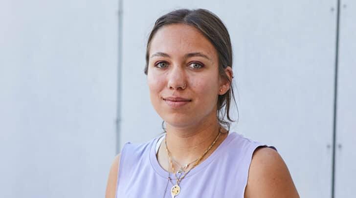 Am 3. Juli bezieht Ronya Othmann das Schriftstelleratelier im Europahaus Klagenfurt.