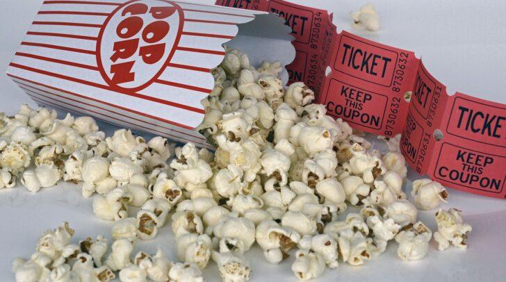 Der Megadeal mit Popcorn und Co. machen deinen Kinoabend perfekt.