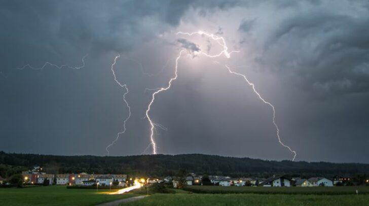 In mehreren Teilen Kärntens ist heute noch mit Gewittern und Hagel zu rechnen.