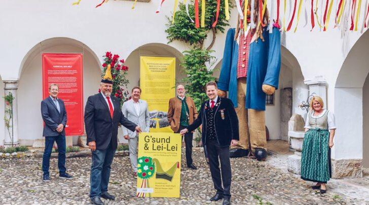 """Das Villacher Stadtmuseum lädt am Ende der """"Nicht-Brauchtumswoche"""" in Villach am kommenden Sonntag zum Tag der offenen Tür."""