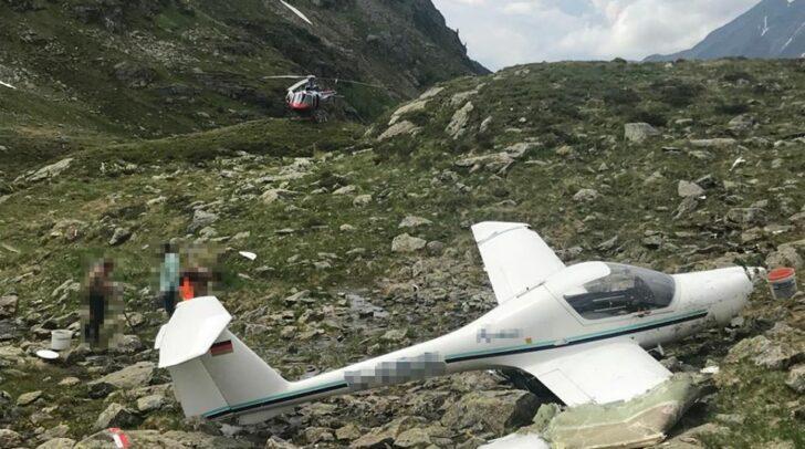 Flugzeugabsturz Kärnten