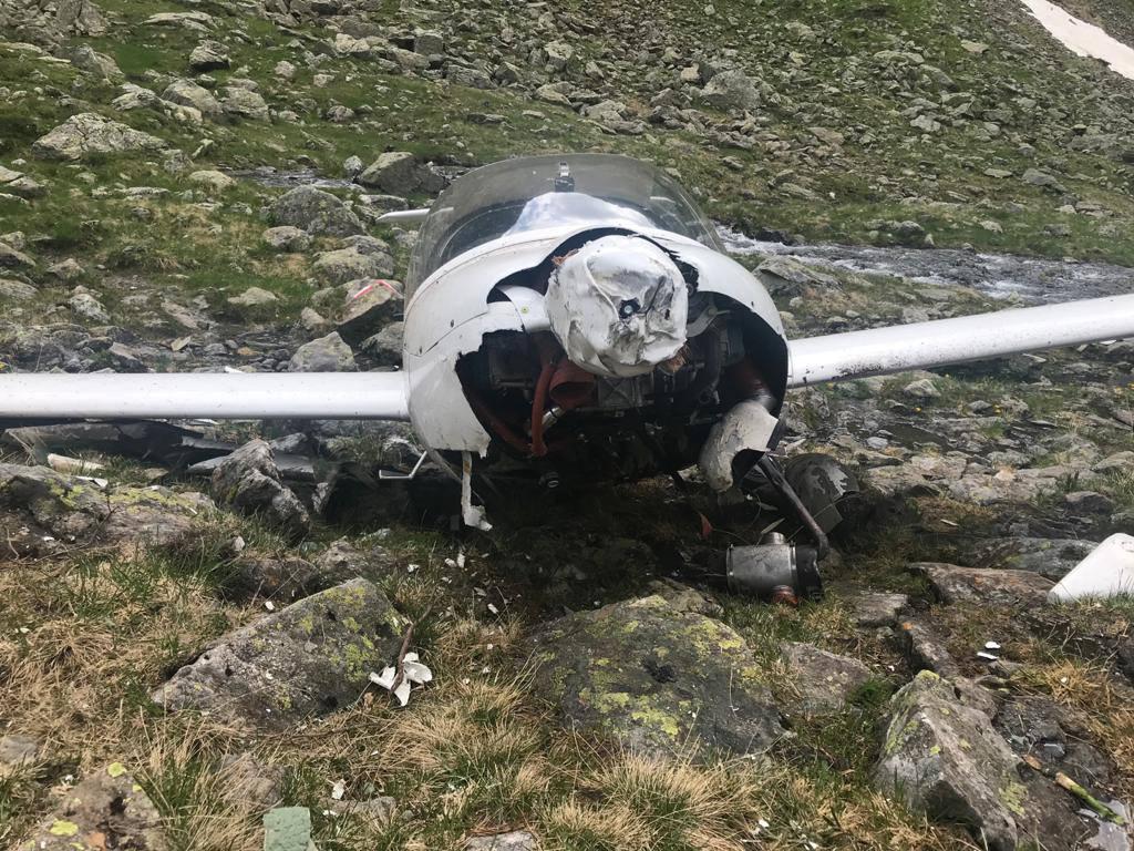 Nachrichten Aktuell Flugzeugabsturz Südfrankreich