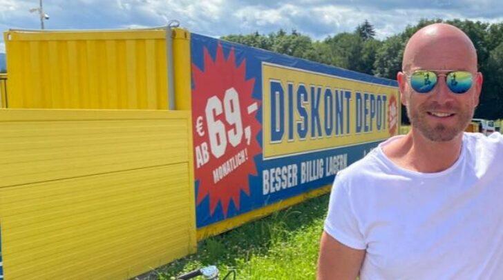 Helmut Steiner hat vor Kurzem den Diskont Depot Standort in Wolfsberg übernommen.