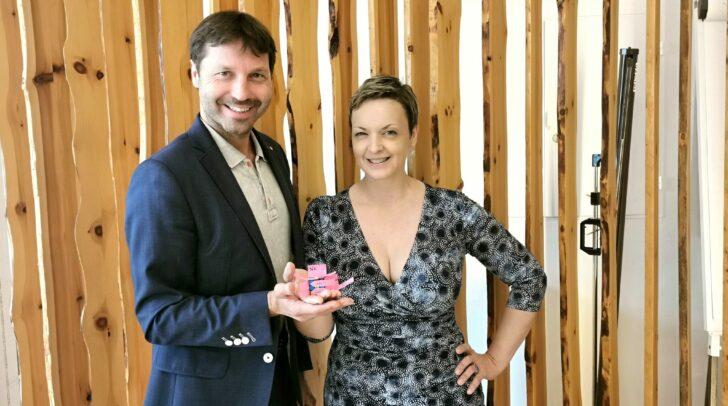 Mit Angelika Matitz von der alpenURcraft Matitz GmbH und der Slow Food Travel Alpe Adria Bäckerei Matitz hat NEOS Kärnten eine starke Kraft für Kötschach-Mauthen gewonnen.