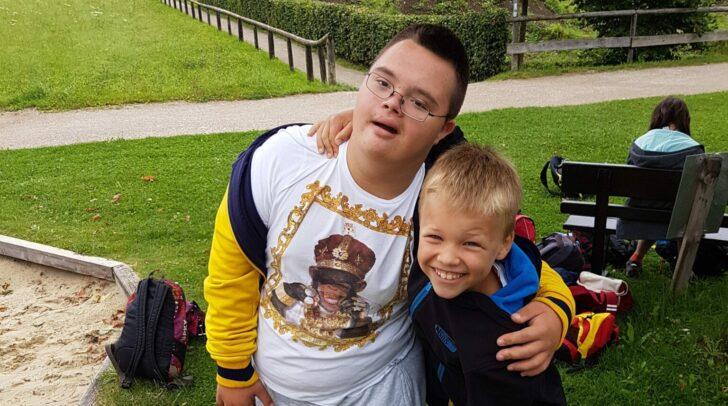 """Kinder mit und ohne Behinderung erwartet bei den """"Inklusiven Sommertagen"""" eine Woche Freude und Spaß."""