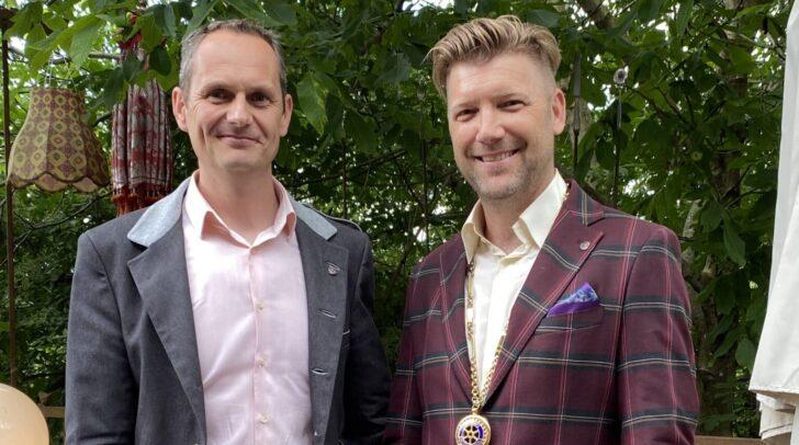 Alex Barendregt hat kürzlich das Präsidentenamt von Udo Jester übernommen.
