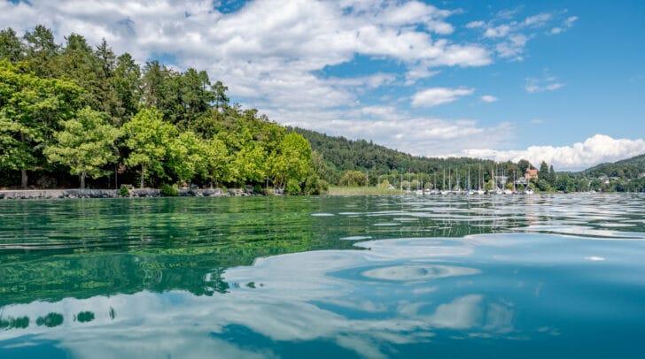 Heute und morgen lässt sich in Kärnten wieder das Sommerwetter blicken.