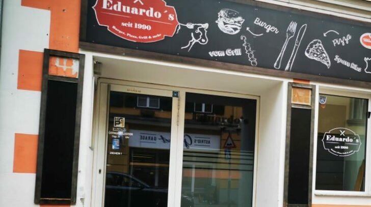 Das Eduardo's in der Italiener Straße schließt seine Türen.