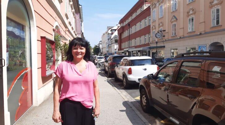 Klagenfurt Marketing-Chefin Inga Horny möchte die Besonderheiten Klagenfurts verdeutlichen.