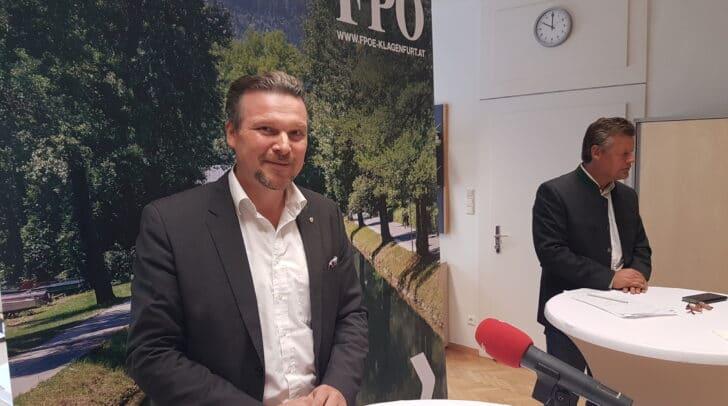 Vizebürgermeister Wolfgang Germ (FPÖ)